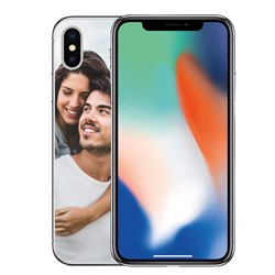 Cover flex  iphone x